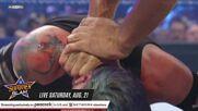 Jeff Hardy vs. The Great Khali: SmackDown, Aug. 1, 2008 (Full Match)