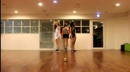 [hd] Evol - We Are A Bit Different [ Dance Practise ]