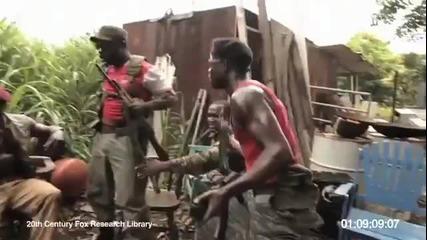 Не давай Калашников на маймуни!