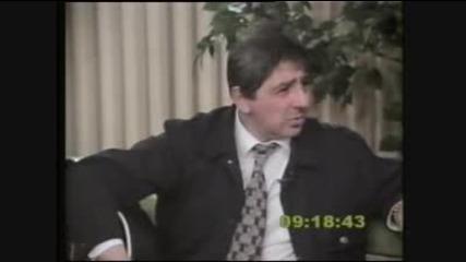 Хайгашод Агасян - интервю - 2част - 1998