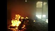 зил 130 на пожар 2