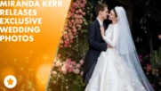 Take a look at Miranda Kerr's fairy tale wedding