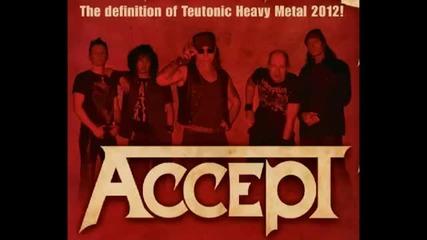 Accept - Stalingrad (2012) - Видео