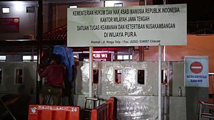 Indonesia: Four prisoners executed on Nusa Kambangan for drug crimes