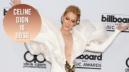Celine Dion turns down journalist in the most epic way