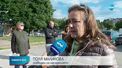 Маскирани пребиха с чукове мъж в центъра на София