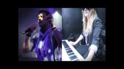 Nikos Vertis & Sarit Hadad - Emeis oi duo tairiazoume Official Videoclip 2011