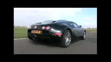 Кой Ли Ще Победи ? Bugatti Veyron Vs. Bmw M3