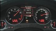 Audi A8 W12 6.0 ускорение