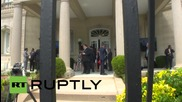 USA: Cuban Embassy re-opens in Washington amid protests