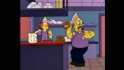 Simpsons 05x14 Lisa vs. Malibu Stacy