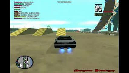 Gta San Andreas - Stunting