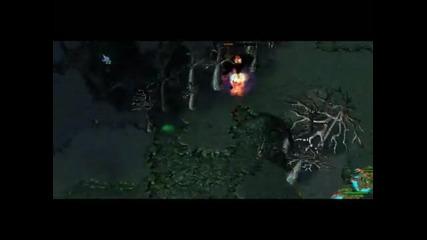 Dota - Nevermore The Dark Knight