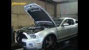 Ford Mustang 2010 Gt500 904hp