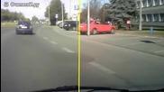 Ето как хората далтонисти виждат цветовете ако са зад волана на автомобил!