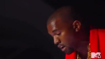 Mtv Аwards 2010 - Kanye West - Runaway (live)