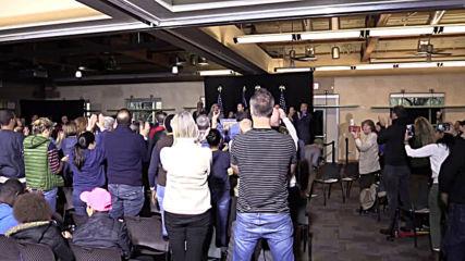 USA: Pete Buttigieg congratulates Bernie Sanders on Nevada caucus win