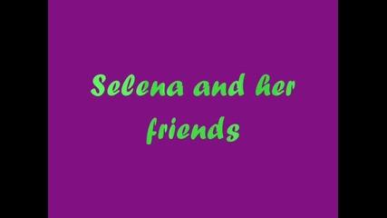 Selena Gomez (for here we go again)