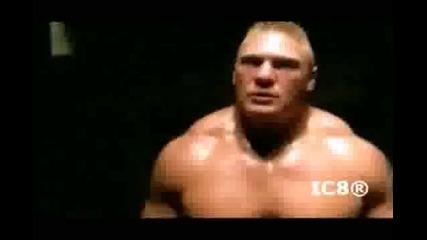 Brock Lesnar 2012 Return Promo