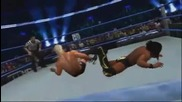 Wwe Smackdown! vs Raw 2011 Finishers (повечето) Hd 1080p