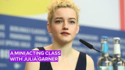 Julia Garner compares acting in 'Ozark' to 'The Assistant'