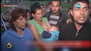 Ромка протестира, докато кърми бебе - Господари на ефира (28.07.2015)