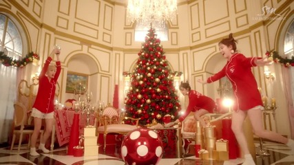 Бг превод! (english ver.) Girls' Generation- Tts - Dear Santa
