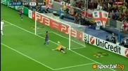 Барселона срещу Милан 2:2
