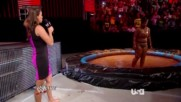 Vickie Guerrero Stephanie Mcmahon segment _ Vickie Guerrero fired Raw 23.06.2014