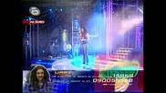 Music Idol 2 - 02.04.08г. - Изпълнението, Което може да спаси Нора