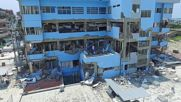 Вижте разрухата в Еквадор след силните земетресения