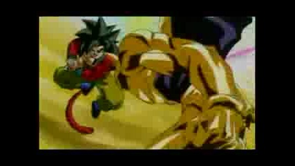 Dragon Ball GT Amv