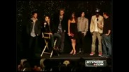 Twilight Cast Interview [jackson Kisses Ashley!].flv