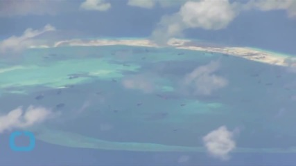 China: U.S. 'militarizing' South China Sea