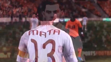 Fifa 12 Мата луд ли е ?