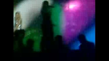 Най - песен на Aндреа изпята за първи път в Xtravaganzza клуб варна