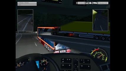 Мойте камиони на Euro Truck Simulator