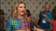 Willow Shields Is Committed To Her Fans At Comic-Con