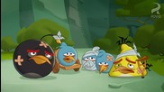 Angry Birds Е10 - Анимация