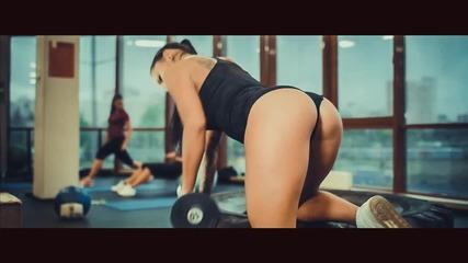 Секси фитнес модел - Anzhelika Anderson от Русия