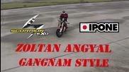 Gangnam style на мотор