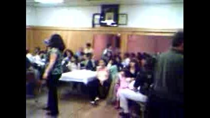 Бг Парти В Детройт - Милко И Биляна (част1)