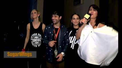Sugar Wings Dance Group в интервю за 359 HIP HOP / Dance Culture