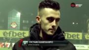 Играчът на мача Кампаняро: Нямах съмнения, че ще бием