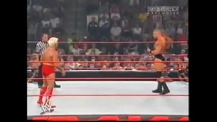 Brock Lesnar vs Ric Flair Full Match Raw 2002