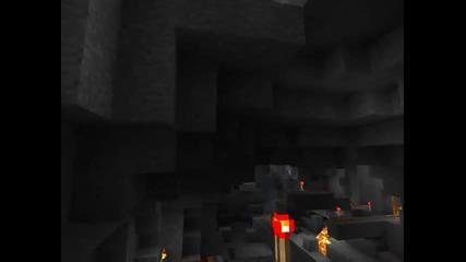 Minecraft : Влакчето на ужасите