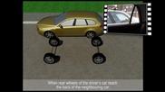 Урок за успоредно паркиране