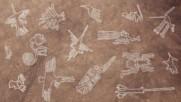 Новите линии открити на платото Наска