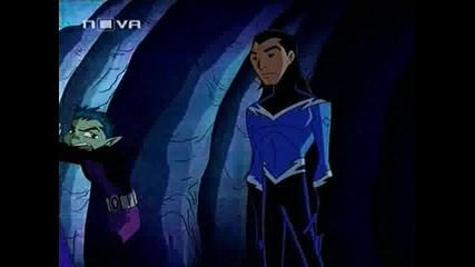 Teen Titans ep 08 (bg audio)