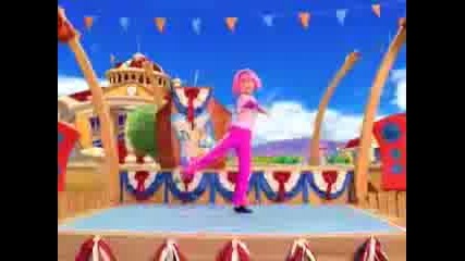 Call on Stephanie (call on Me Lazy Town Style)